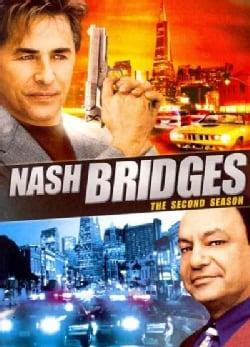 Nash Bridges: The Second Season (DVD)