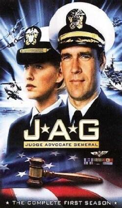 JAG: The First Season (DVD)
