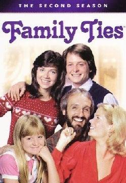 Family Ties: The Second Season (DVD)