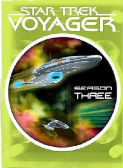 Star Trek: Voyager The Complete Third Season (DVD)