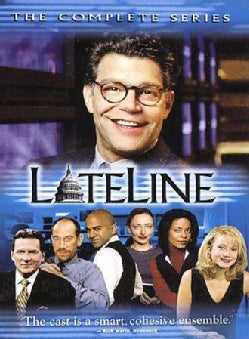 Lateline: The Complete Series (DVD)