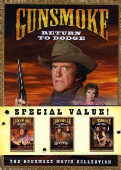 The Gunsmoke Movie Collection 3PK (DVD)