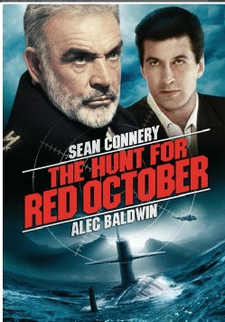 Hunt For Red October (DVD)