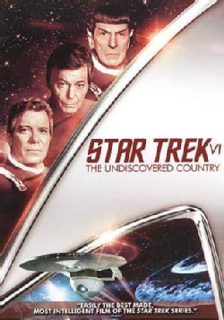 Star Trek VI: The Undiscovered Country (DVD)