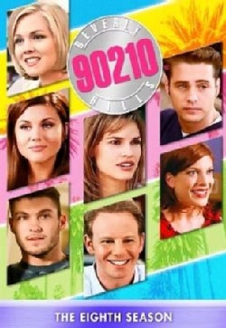 Beverly Hills, 90210: The Eighth Season (DVD)