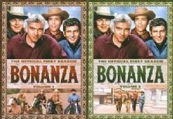 Bonanza: The Official First Season Vol. 1 & 2 (DVD)