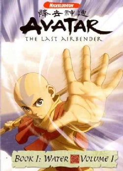 Avatar: The Last Airbender Book 1 Vol. 3 & 4 (DVD)