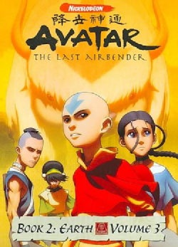 Avatar: The Last Airbender Book 2 Vol. 3 & 4 (DVD)
