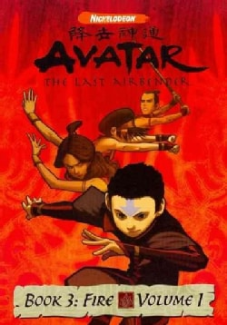Avatar: The Last Airbender Book 3 Vol. 1 & 2 (DVD)