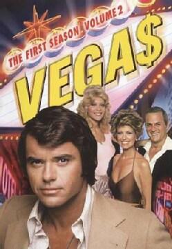 Vegas: The First Season Vol. 2 (DVD)