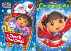 Dora The Explorer: Dora's Christmas Carol Adventure/Dora's Christmas (DVD)