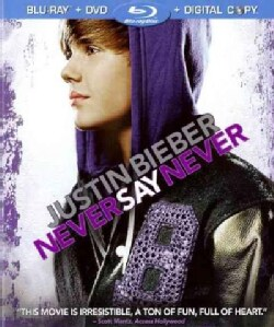 Justin Bieber: Never Say Never (Blu-ray/DVD)