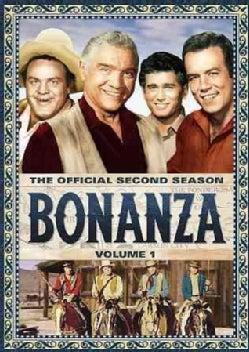 Bonanza: The Official Second Season Vol. 1 (DVD)