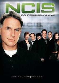 NCIS: The Complete Fourth Season (DVD)