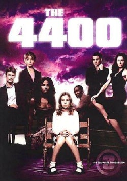 The 4400: The Complete Third Season (DVD)