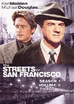 The Streets Of San Francisco: Season 1 Vol. 2 (DVD)