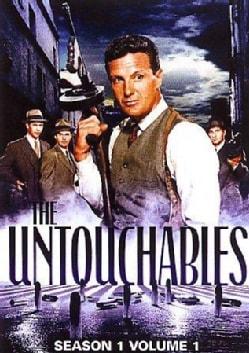 The Untouchables: Season One Vol. 1 (DVD)
