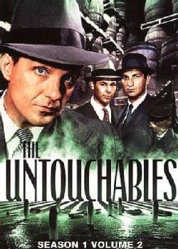 The Untouchables: Season One Vol. 2 (DVD)