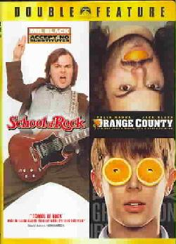 School Of Rock/Orange County (DVD)