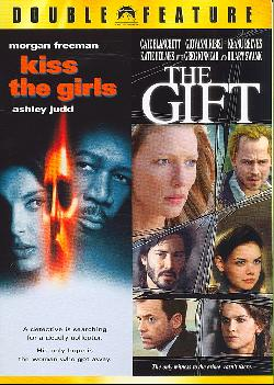 Kiss the Girls/The Gift (DVD)