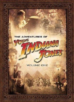 The Adventures Of Young Indiana Jones Vol. 1 (DVD)
