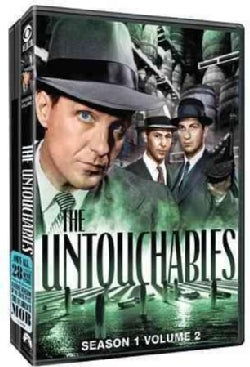 The Untouchables: Season One Pack (DVD)