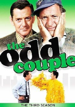 The Odd Couple: The Third Season (DVD)