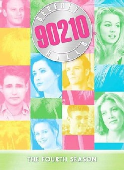 Beverly Hills, 90210: The Fourth Season (DVD)