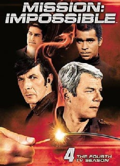 Mission: Impossible: The Complete Fourth Season (DVD)
