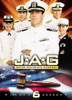 JAG: The Sixth Season (DVD)