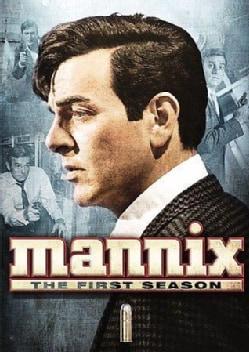 Mannix: The First Season (DVD)