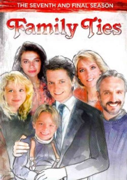 Family Ties: The Seventh And Final Season (DVD)