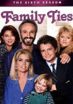 Family Ties: The Sixth Season (DVD)