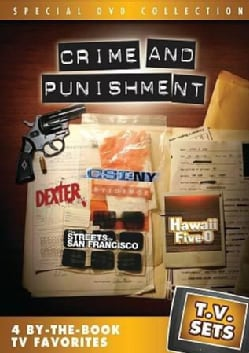 TV Sets: Crime And Punishment (DVD)
