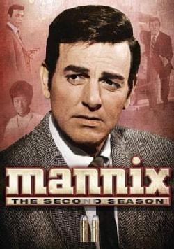 Mannix: The Second Season (DVD)