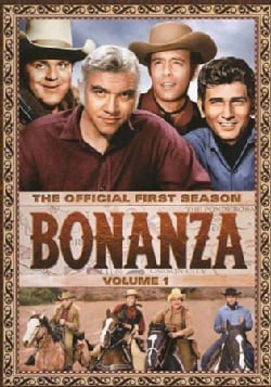 Bonanza: The Official First Season Vol. 1 (DVD)