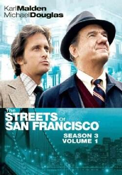 The Streets Of San Francisco: Season 3 Vol. 1 (DVD)