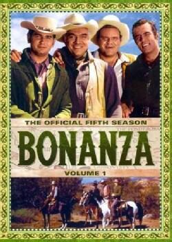Bonanza: The Official Fifth Season Vol. 1 (DVD)