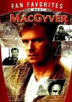 Fan Favorites: The Best Of MacGyver (DVD)