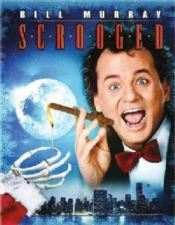 Scrooged (Blu-ray Disc)