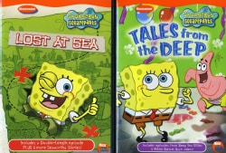 Spongebob Squarepants: Lost At Sea/Tales From The Deep (DVD)