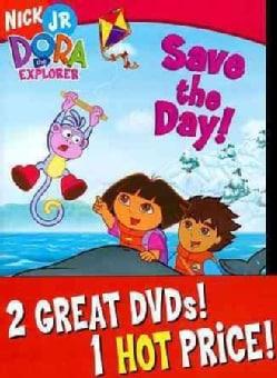 Dora The Explorer: Save The Day/Go Diego Go: Great Jaguar Rescue (DVD)