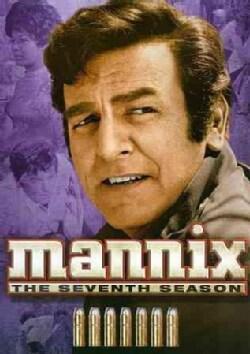 Mannix: The Seventh Season (DVD)