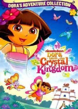 Dora The Explorer: Dora Saves The Crystal Kingdom (DVD)