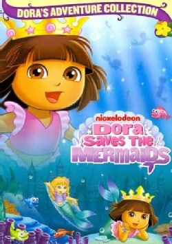Dora The Explorer: Dora Saves The Mermaids (DVD)