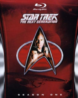 Star Trek: The Next Generation Season 1 (Blu-ray Disc)
