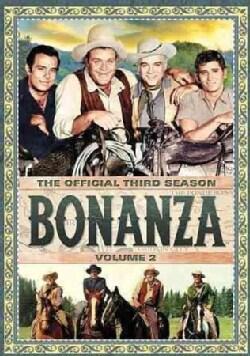 Bonanza: The Official Third Season Vol. 2 (DVD)