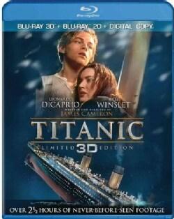Titanic 3D (Blu-ray Disc)