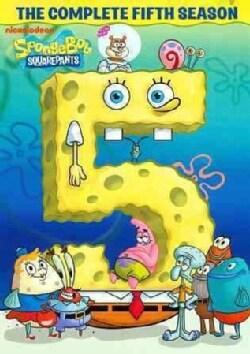 SpongeBob SquarePants: The Complete Fifth Season (DVD)