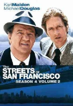 The Streets Of San Francisco: Season 4 Vol. 2 (DVD)